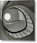 The Staircase In Mr. And Mrs. Albert Metal Print