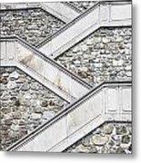 The Stairway Metal Print