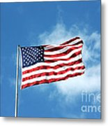 The Stars And Stripes Metal Print