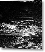 The Steps Metal Print by BandC  Photography