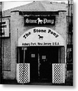 The Stone Pony Metal Print