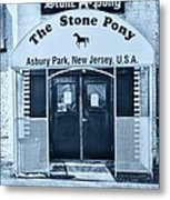 The Stone Pony Cool Metal Print