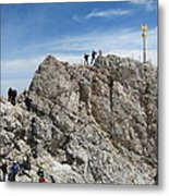 The  Summit - 1 Metal Print