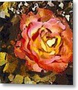 The Sweetest Rose 1 Metal Print