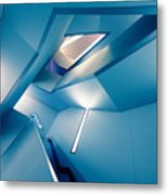 The Symphony Of The Lines Metal Print