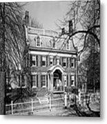 The Taft House - Brown University 1958 Metal Print