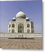 The Taj Mahal. Metal Print