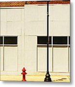 The Tall And Short Of It Metal Print