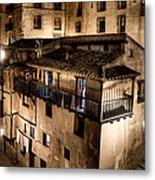 The Tall Houses Of Albarracin Metal Print