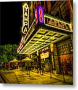 The Tampa Theater Metal Print