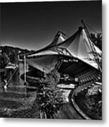The Tennessee Amphitheater Metal Print