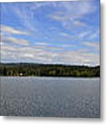 The Tennessee River In Alabama Metal Print