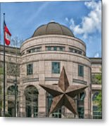 The Texas State History Museum Metal Print