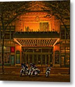 The Theater Metal Print