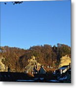 The Three Stones From Burgdorf Metal Print