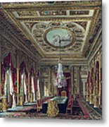 The Throne Room, Carlton House Metal Print