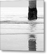 The Tide Of Light Metal Print