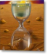 The Time Of Creation Metal Print