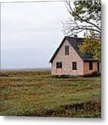 The Times In The Past Metal Print