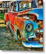 The Tired Chevy 2 Metal Print