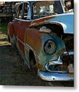 The Tired Chevy 3 Metal Print