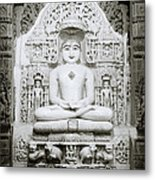 The Tirthankara Metal Print