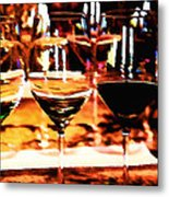 The Toast Metal Print
