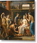 The Toilet Of Venus Metal Print