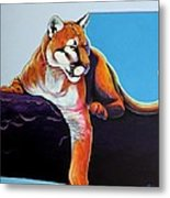 The Toll Collector Metal Print