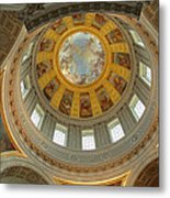 The Tombs At Les Invalides - Paris France - 01131 Metal Print