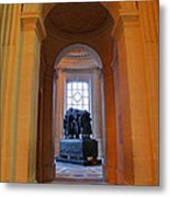 The Tombs At Les Invalides - Paris France - 011315 Metal Print by DC Photographer