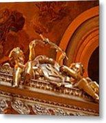 The Tombs At Les Invalides - Paris France - 011319 Metal Print