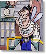 The Tooth Fairy Metal Print