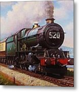 The Torbay Express. Metal Print