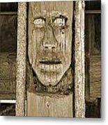 The Totem Metal Print