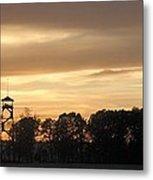 The Tower At Gettysburg Metal Print