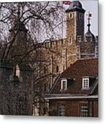 The Tower Of London # 1 Metal Print