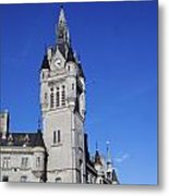 The Town House Metal Print