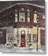 The Toy Shop Metal Print by Jack Skinner