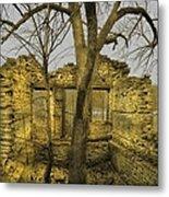 The Tree House 2 Metal Print