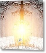 The Tree Of Life Metal Print
