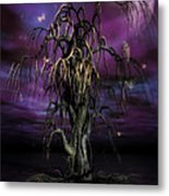 The Tree Of Sawols Metal Print by John Edwards
