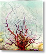 The Tree That Want Metal Print