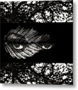 The Tree Watcher Metal Print
