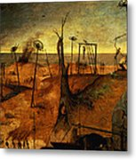 The Triumph Of Death Metal Print