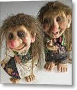 The Trolls Of Norway Metal Print