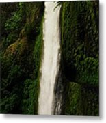 The Tunnel Behind Tunnels Falls Metal Print