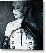 The Twelfth Hour Metal Print