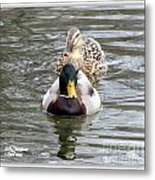 The Two Of Us Metal Print