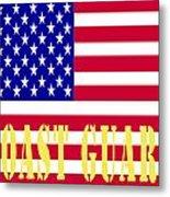 The United States Coast Guard Metal Print